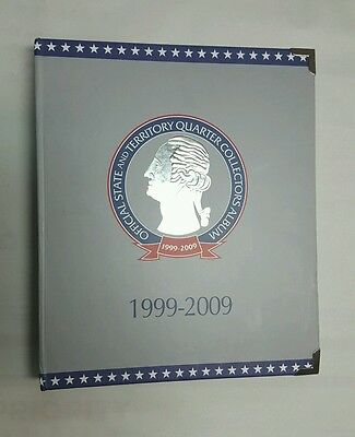 1999-2009 Official State and Territory Quarter Collectors Album