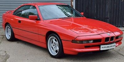 Stunning BMW 850 - ONLY 77,000 Miles - Full History - YEARS MOT