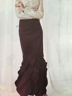 Vogue Sewing Pattern 9173 Misses Skirt Size 6-14 New