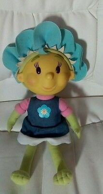 "Fifi And The Flowertots Large 16"" Tall Fifi  Plush Toy Gigglin Fifi Soft Toy"