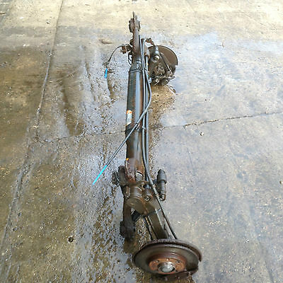 2004 Peugeot 206 1.4 Hdi Complete Rear Axle
