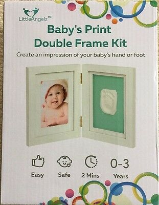 Baby casting impression kit for hand or foot - Perfect Gift Idea