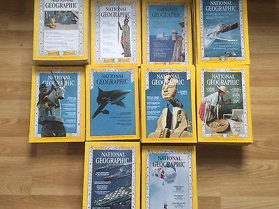 Vintage National Geographic magazine 1960 to 1969 - Choose Your 1960s Issue