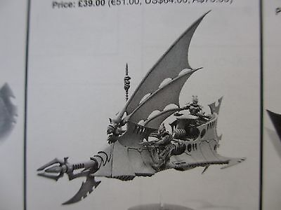 Warhammer 40K – Dark Eldar 2x RAIDER Forgeworld REAPER WH40k Games Workshop RPG