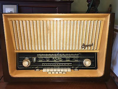 Vintage Telefunken Opus 7  AM / FM  Hi-Fi Radio System-Original Condition.