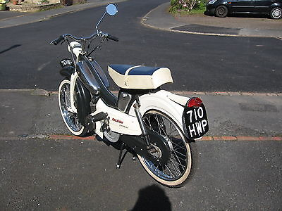1962 Raleigh Supermatic Model RM5