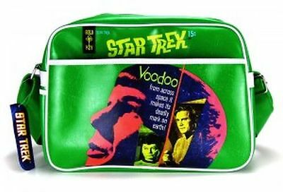 Star Trek Original Series Voodoo Messenger Bag 100% Official