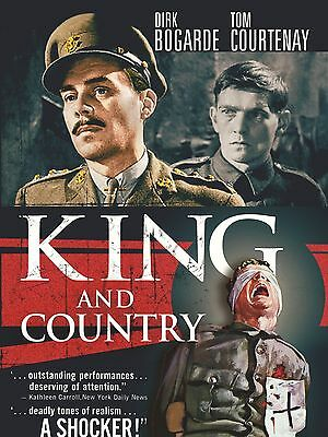 "King and Country 16"" x 12"" Reproduction Movie Poster Photograph"