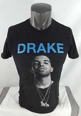 Drake WOULD YOU LIKE A TOUR Concert T-Shirt NWTS 2013 Size Small