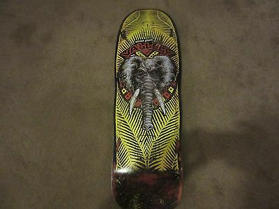 Mike Vallely Public Domain street Plant deck reissue of powell deck