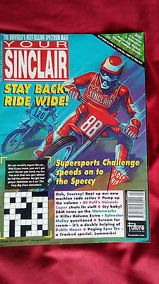 Your Sinclair magazine Issue 88 April 1993