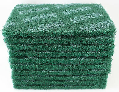 "PACK OF 60, KEEN 6"" x 9"" nonwoven nylon pads Coarse Green PART NO. 55025-60"