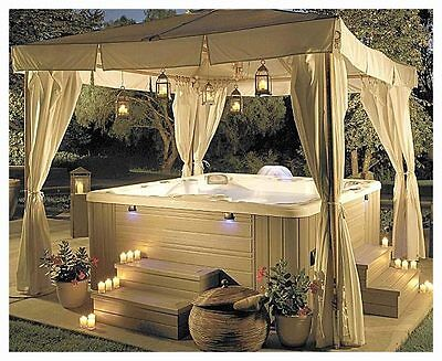 NEW Hot Tub Desire 5-6 Person USA Balboa System INCLUDES FREE GAZEBO AND STEPS