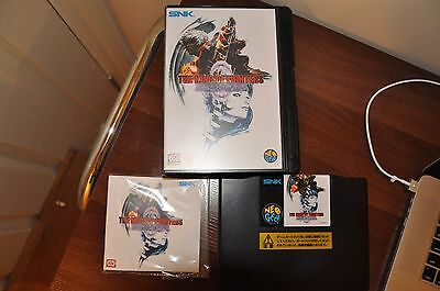 the king of fighters 2000 striker edition aes neo geo jpn