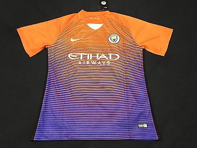 Nike Manchester City 3rd Away Jersey Shorts Kit