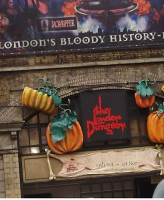 LONDON DUNGEON ~ 2 x Tickets ~ date/time of your choice June-October (rrp £60)