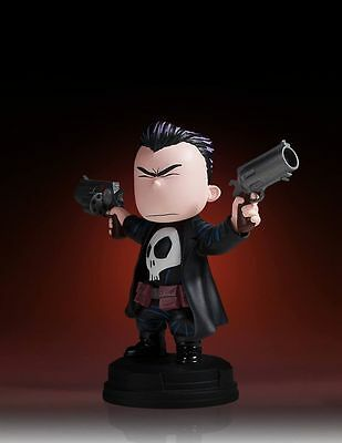 Gentle Giant Marvel Punisher Animated Style Statue - Skottie Young