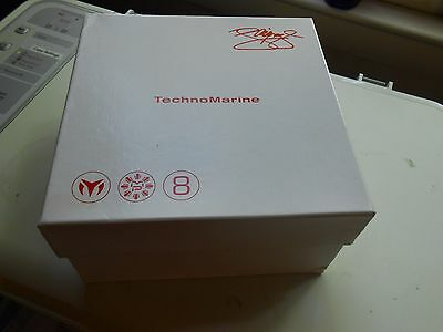 Technomarine Cruise MP8 Manny Pacquiao Limited Edition Watch;  #0991 of 1000