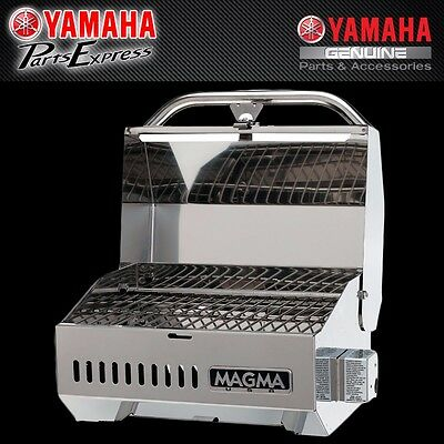 """New Yamaha Magma® Trailmate™ Gas Grill Compact 9"""" X 12"""" Sbt-Trail-Gl-12"""