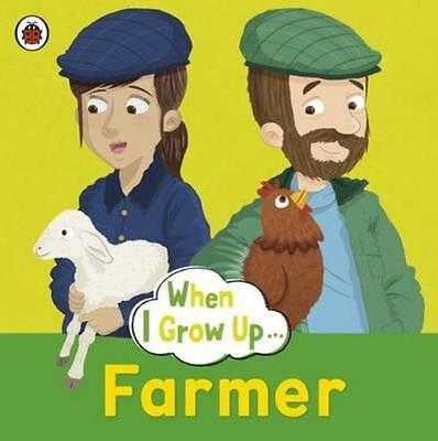 NEW Farmer By Ladybird Paperback Free Shipping