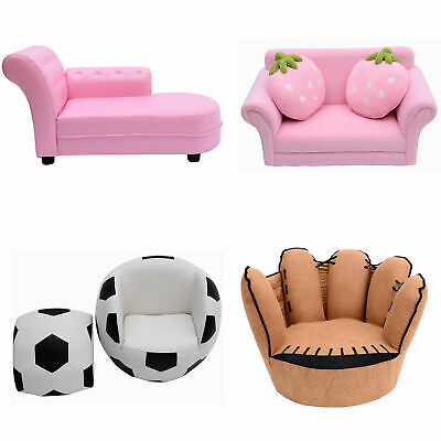 kindersofa sofa couch kinder stuhl kinderzimmer softsofa sessel 8 typ mehrfarbig eur 36 90. Black Bedroom Furniture Sets. Home Design Ideas