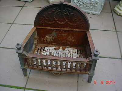 Cast Iron Fire Grate Place     Pick up Melbourne