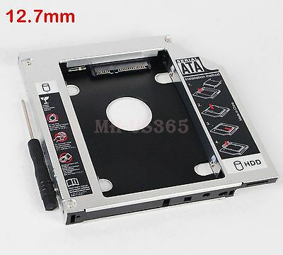 2nd HDD SSD HD Hard Drive Caddy for Toshiba Satellite S75-A7140 S75-A7221 S70T-B