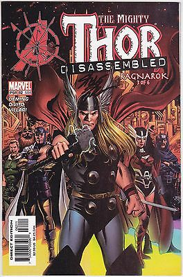 Thor 82 (584) 1st Print NM Ragnarok Part 3 Signed by Steve Epting Movie Coming