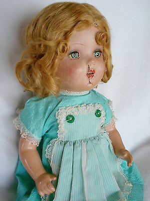 "Vintage ARRANBEE, A&B or MADAME ALEXANDER 1920-30 Composition JOINTED 19"" DOLL"