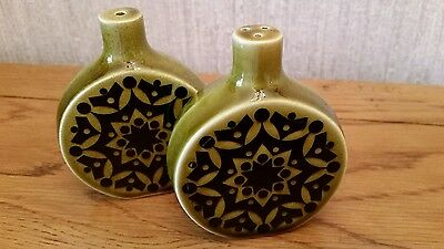 Hornsea Pottery John Clappison Salt And Pepper Cruet Set