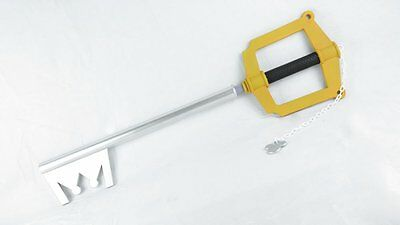 Keyblade Kingdom Key LARP Sword (high endurance foam with a latex exterior)