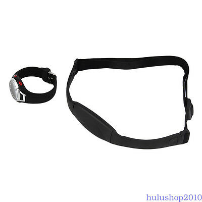 Pulse Heart Rate Monitor Wireless Chest Strap Watch Fitness Belt Sport Pulse Acc