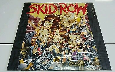 SKID ROW-B-Sides Ourselves(EP)1992 GERMANY+INSERT EX/EX-