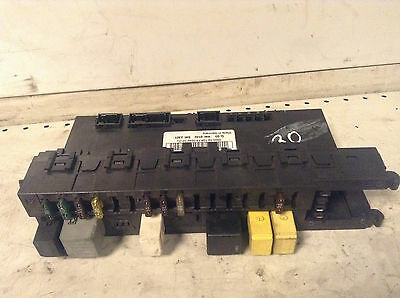 Mercedes-Benz C Class W203 220 CDI rear SAM unit 0035455201