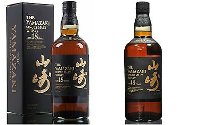 Suntory Yamazaki 18 Years Old Single Malt Whisky 70 cl
