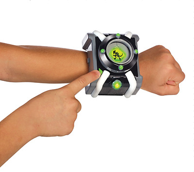 Playmates Toys Ben 10 Deluxe Omnitrix Watch Lights & Sounds