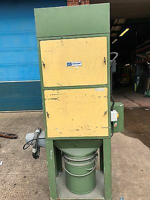 DCE UMA G3 Dust Extraction Unit & Collector