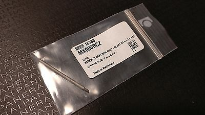 OEM Officine Panerai MX005RCZ Titanium 44mm Luminor 24mm Strap Bar Pin Screw