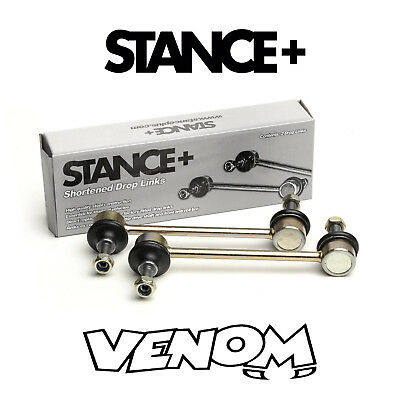 Stance+ Short/Shortened Front Drop Links (VW Polo 9N) 160mm (M10x1.5) DL111