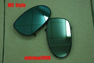 BMW M5 Style Side View Mirrors Glass-Single Side