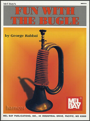 Fun With The Bugle Learn How to Play Beginner Method Sheet Music Book