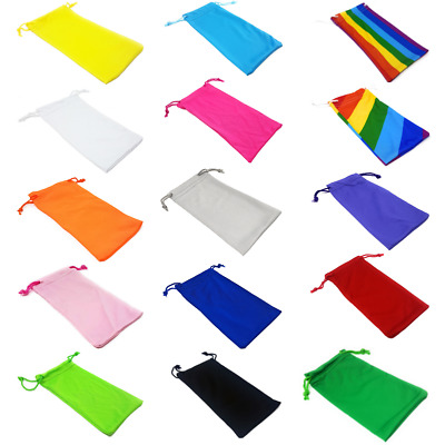 Drawstring Phone/Sunglasses Case Samsung Travel Pouch Wholesale iPhone Mobile