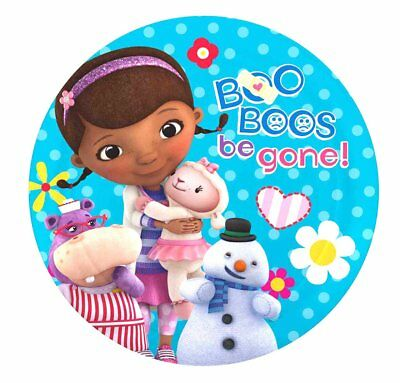 Doc McStuffins Movable Wall Stickers