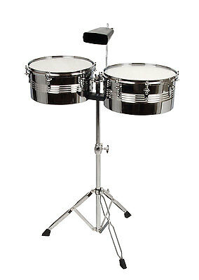 "00004658 - Set timpani 13"" - 14"" with cowbell XDRUM"