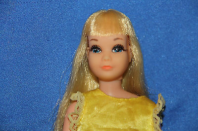 rare european Partytime Skipper,#9926 real eyelashes 1977