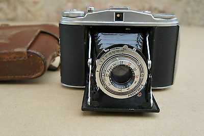 Ancien Appareil Photo Agfa Ventura 66 De Luxe Made In Germany Us Zone