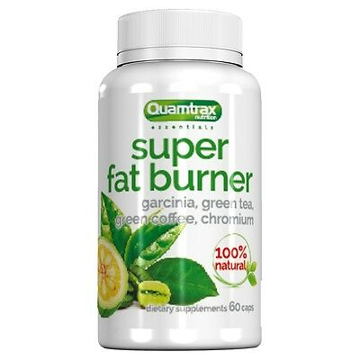 Super Fat Burner 60 caps - Quemagrasa, Termogenico
