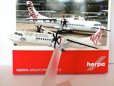 Virgin Australia ATR-72-500 Die-cast model Aircraft Herpa1/200 Scale