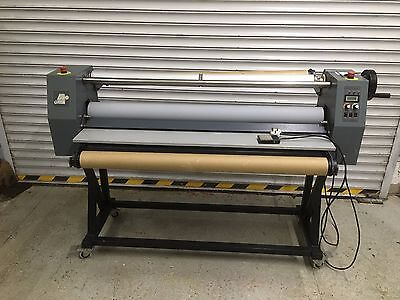 Easymount Hot & Cold wide format  Laminator for Sign Maker