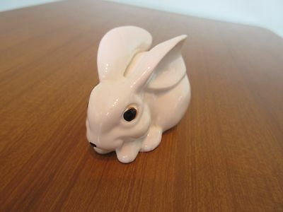 Vintage Royal Osborne White Bone China Rabbit Ears Back Republic Of China